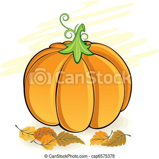 Pumpkin - csp6575378