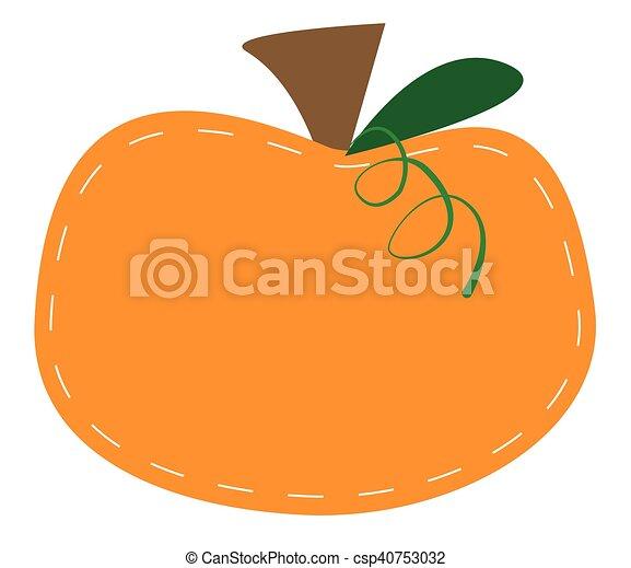 Pumpkin - csp40753032