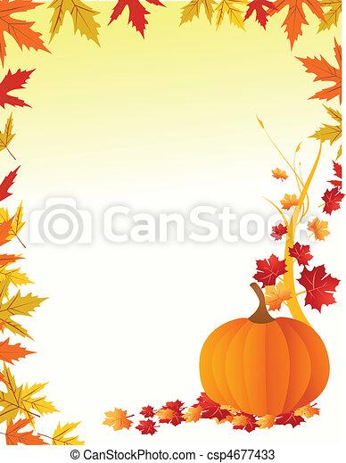 pumpkin - csp4677433