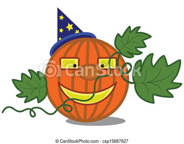 Pumpkin. - csp15687627