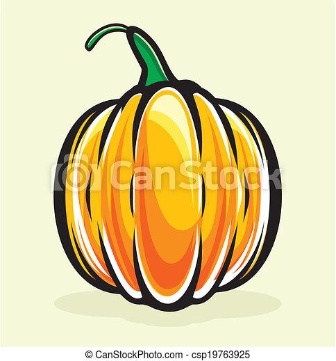 pumpkin - csp19763925