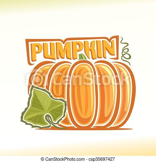 Pumpkin - csp35697427
