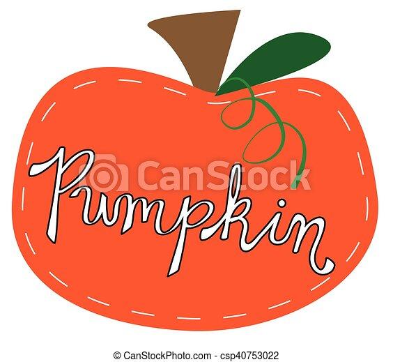 Pumpkin - csp40753022