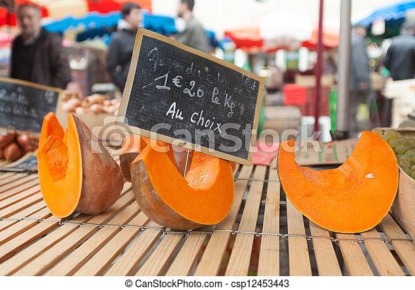 pumpkin - csp12453443
