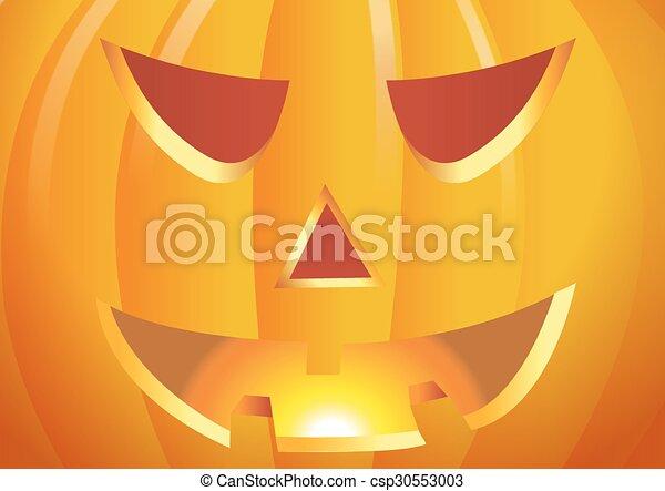 Pumpkin - csp30553003