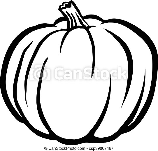 pumpkin vector icon clip art vector search drawings and graphics rh canstockphoto com victor pumpkin by joe spencer victor pumpkin
