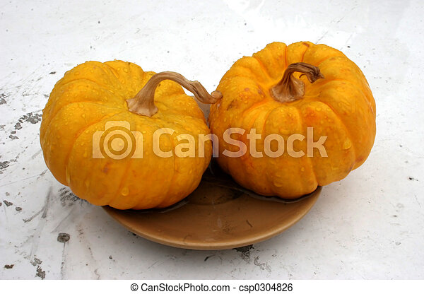 Pumpkins - csp0304826