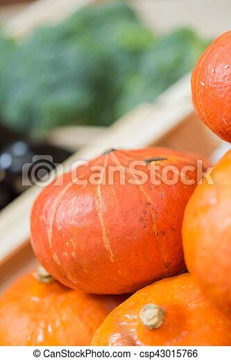 Pumpkins - csp43015766