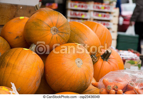pumpkins - csp23436049