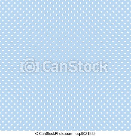 La polca no tiene semen en azul pastel - csp9021582