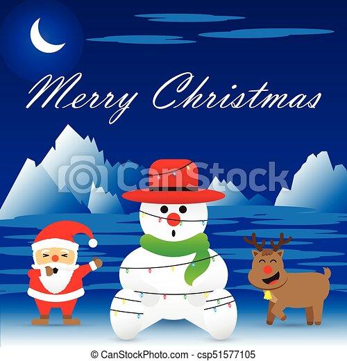 Buon Natale 105.Pupazzo Di Neve Limite Luci Buon Natale