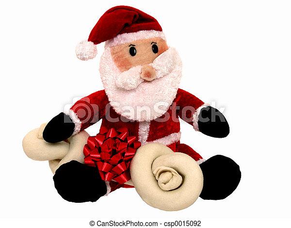Puppy's Christmas - csp0015092