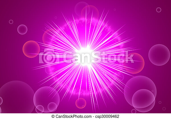 purple abstract background, light - csp30009462