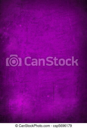 Purple abstract grunge background - csp5696179