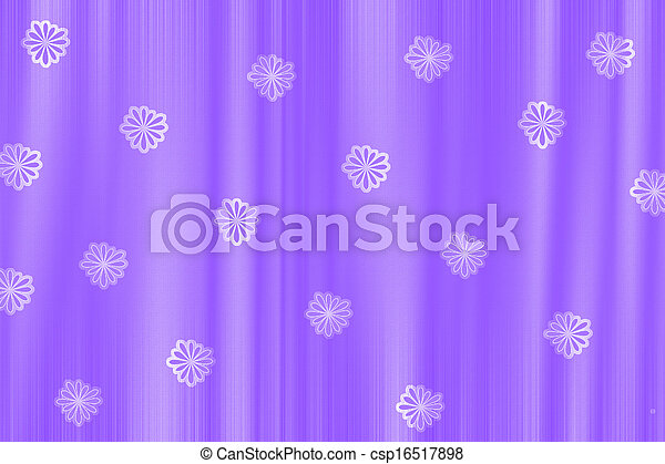 Purple abstract lines background - csp16517898