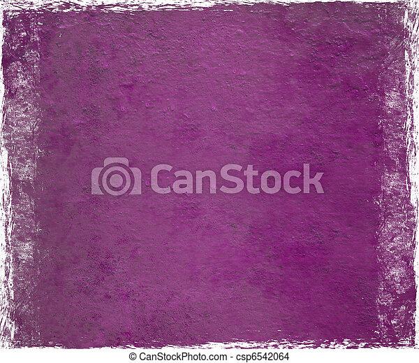 purple and pink paintdrip plaster - csp6542064