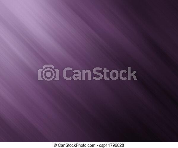Purple Motion Blur - csp11796028