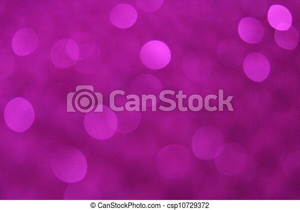 Purple Sequin Blur Background - csp10729372