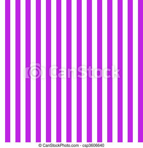 Purple Stripe Seamless Pattern - csp3606640