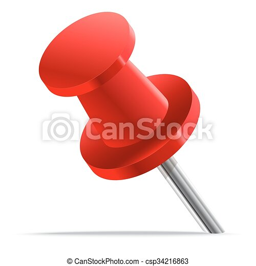 Push pin - csp34216863