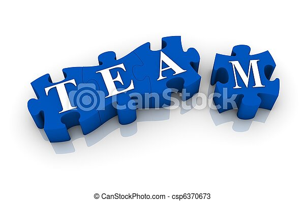 Putting a Team Together - csp6370673