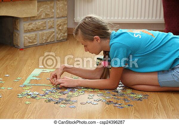 Puzzle - csp24396287