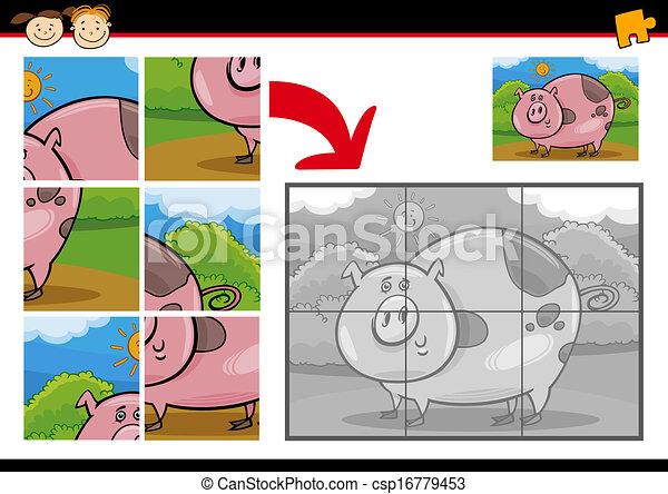 Spiel Schwein