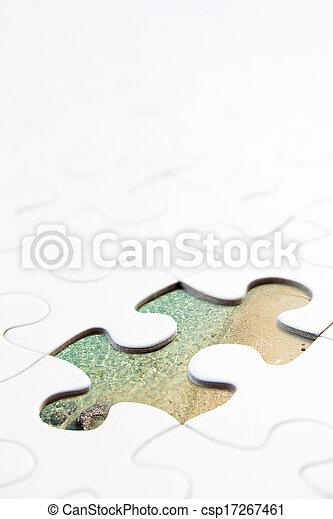 puzzle piece concept - csp17267461