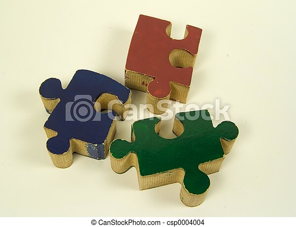 Puzzle Pieces - csp0004004
