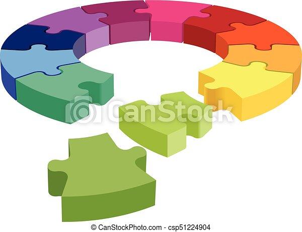 puzzle, puzzle - csp51224904