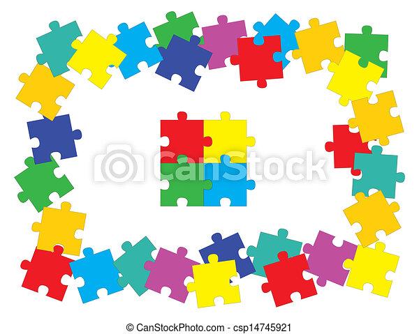 puzzle, puzzle - csp14745921