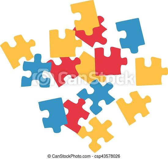 puzzle, puzzle - csp43578026