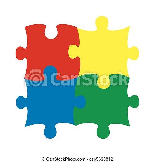 puzzle, puzzle - csp5638812