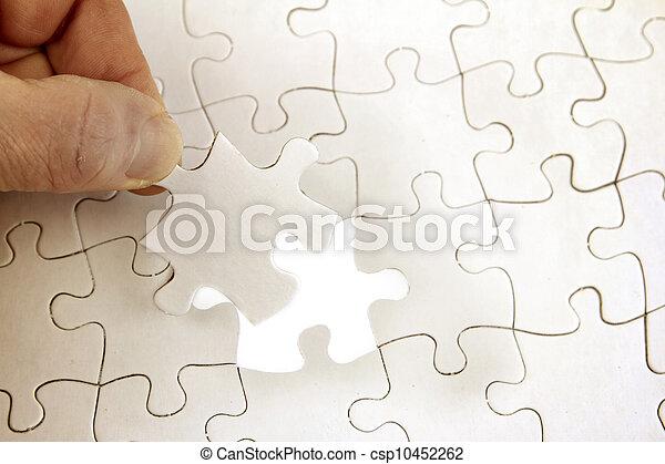 puzzle, puzzle - csp10452262