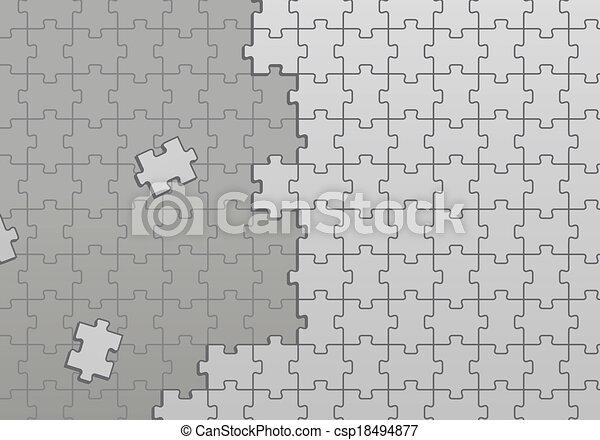puzzle, puzzle - csp18494877