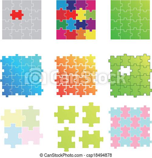 puzzle, puzzle - csp18494878