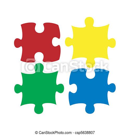 puzzle, puzzle - csp5638807