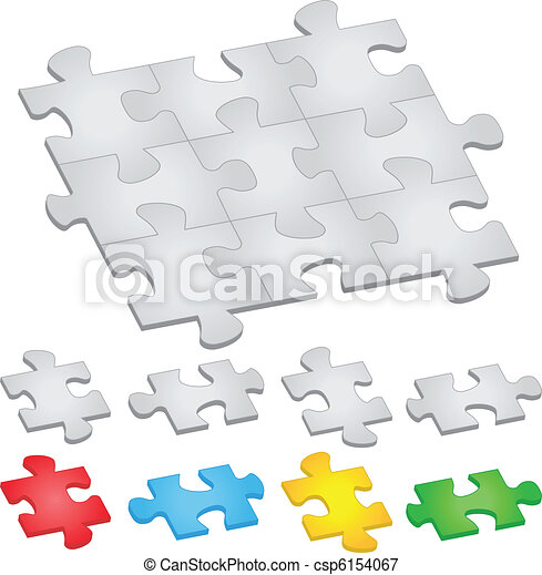 puzzle, puzzle - csp6154067