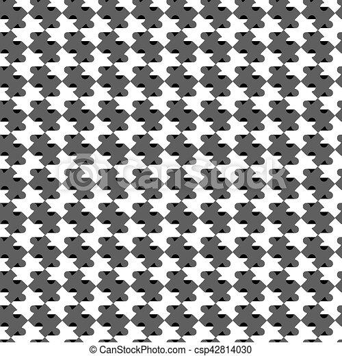 puzzle, puzzle, seamless - csp42814030