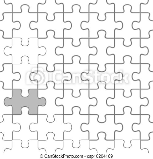 puzzle, seamless - csp10204169