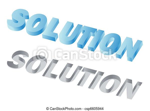 Puzzle Solution - csp6605944