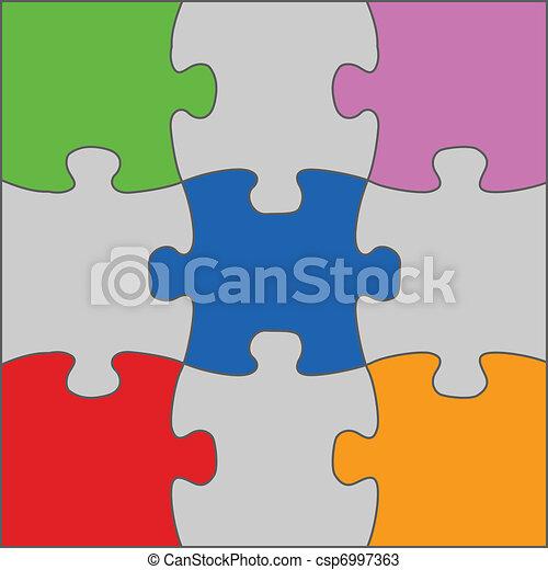 Puzzle solution - csp6997363