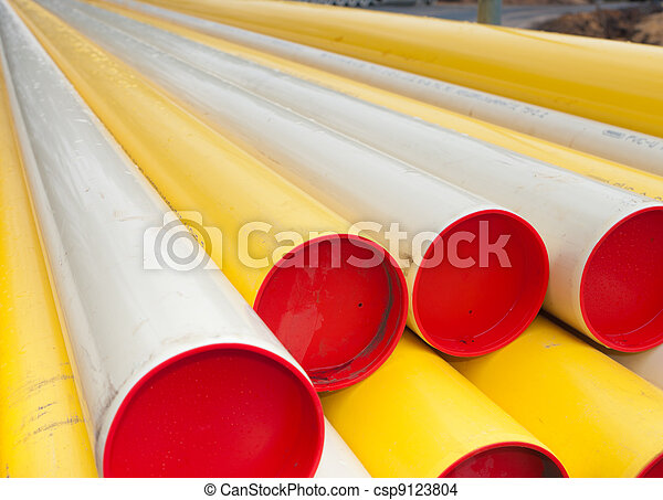 pvc pipes - csp9123804