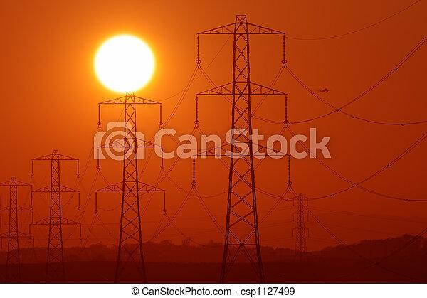 pylon sunshine - csp1127499
