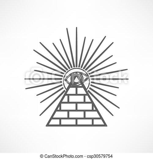 Pyramid - csp30579754