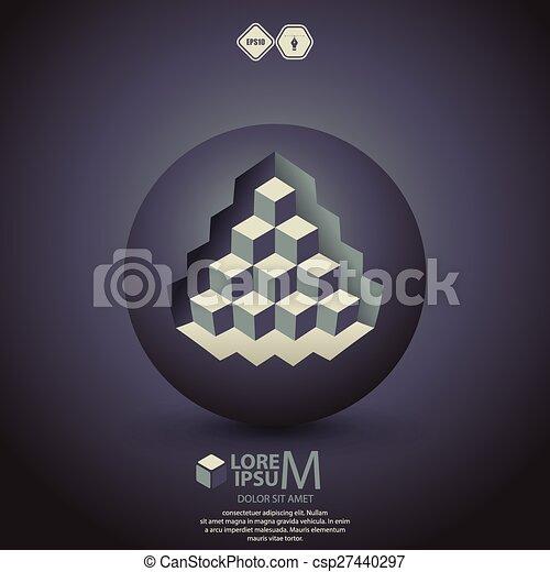 pyramid - csp27440297