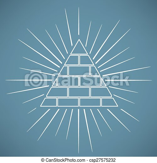 Pyramid - csp27575232