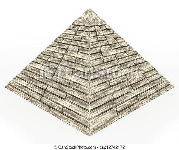 pyramid - csp12742172