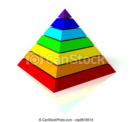 Pyramid - csp9818514