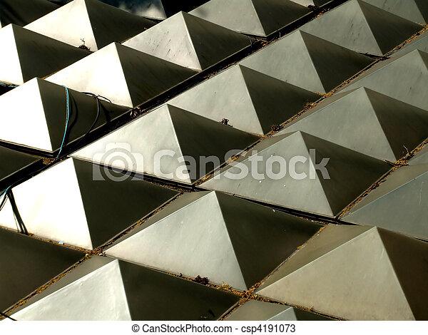 Pyramids Background - csp4191073
